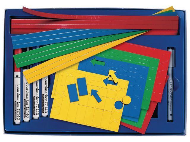 Legamaster Planningsset 1 Lega tbv whiteboard