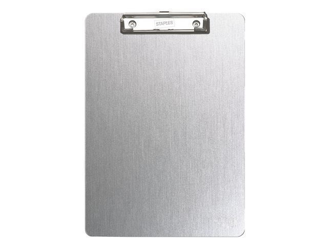 Staples Klembord SPLS 235 x350 x10 aluminium