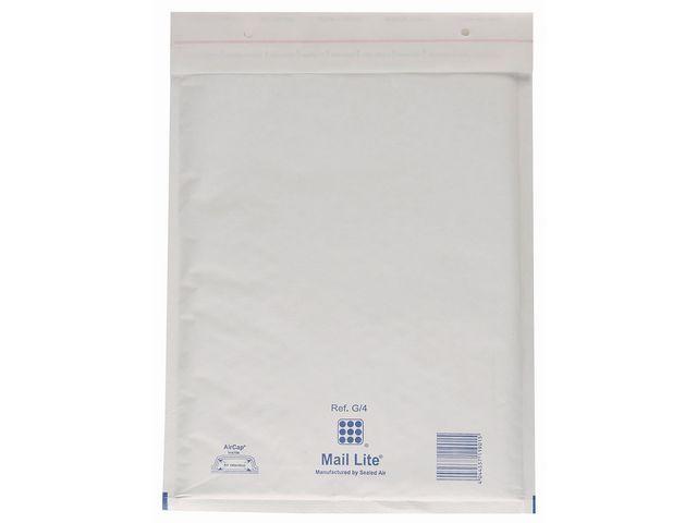 Mail Lite® Luchtkussenenvelop MailLite E/2 wit/100