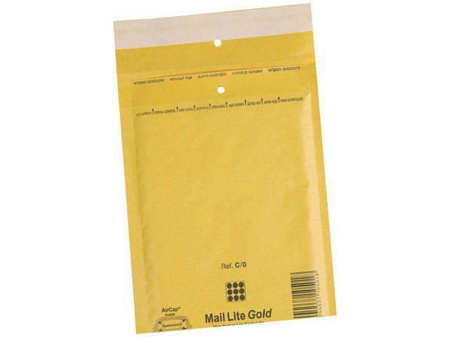 Mail Lite® Luchtkussenenvelop MailLite H/5goud/ds50