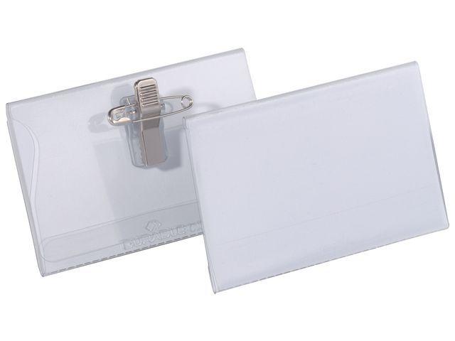 Durable Naambadge Durable 8101 54x90 combi/ds 50