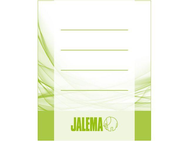 Jalema Etiket Jalema archiefdoos groen/pak 50
