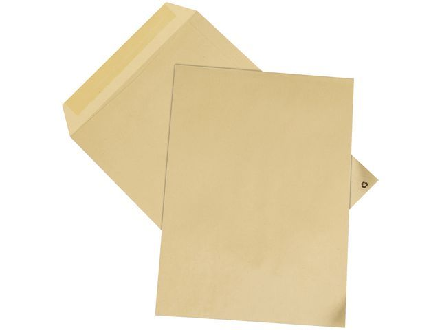 Staples Envelop SPLS 229x324 gom akte br/ds250