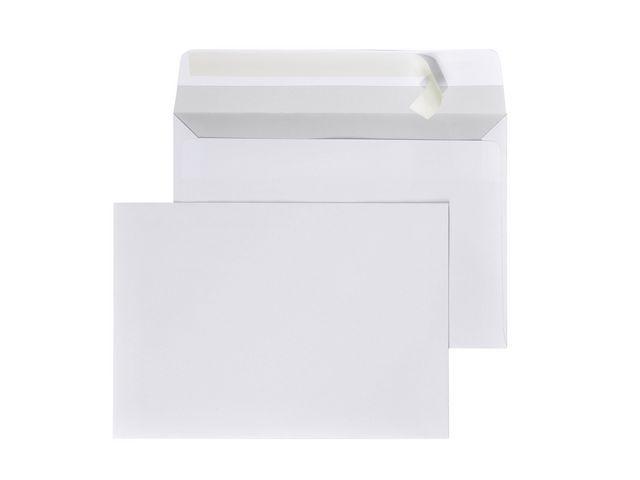 Staples Envelop SPLS 114x162 P&S/ds 500