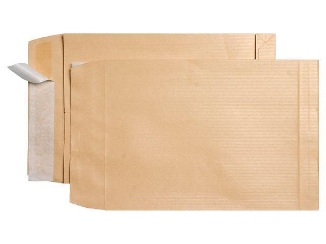 Burosprinter Envelop 250 x350 x40 P&S akte bruin/ds 250