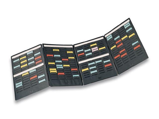Nobo Miniplanner nobo 2 panelen breedte 1.5