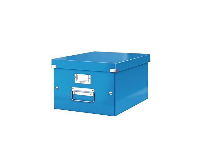 Leitz Leitz Archiefdoos Click & Store middelgroot Blauw