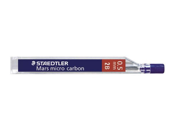 Staedtler Mars Potloodstift Staedtler Mars 0.5mm HB/p12