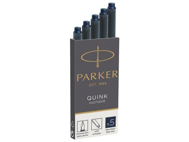 Parker Vulling vulpen Parker Quink L dk bl./ds5