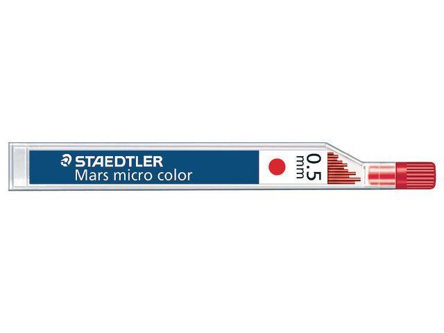 Staedtler Mars Potloodstift Staedtler Mars 0.5mm rd/e12