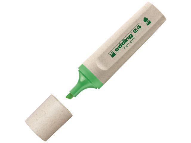 Edding Tekstmarker edding 24 eco 2-5 mm gr/ds10