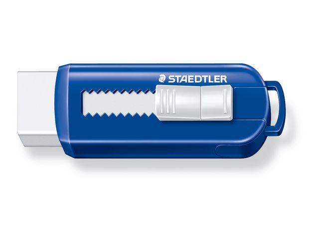 Staedtler Gum Staedtler PVC-vrij incl. schuifmech.