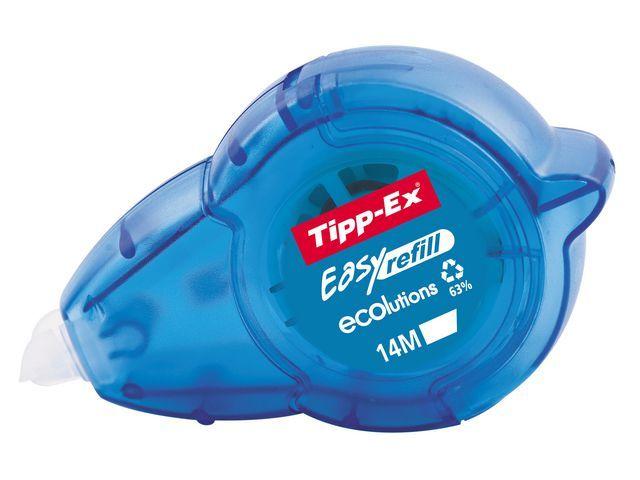 Tipp-Ex Correctieroller ECO Easy Refill 5mmx14m
