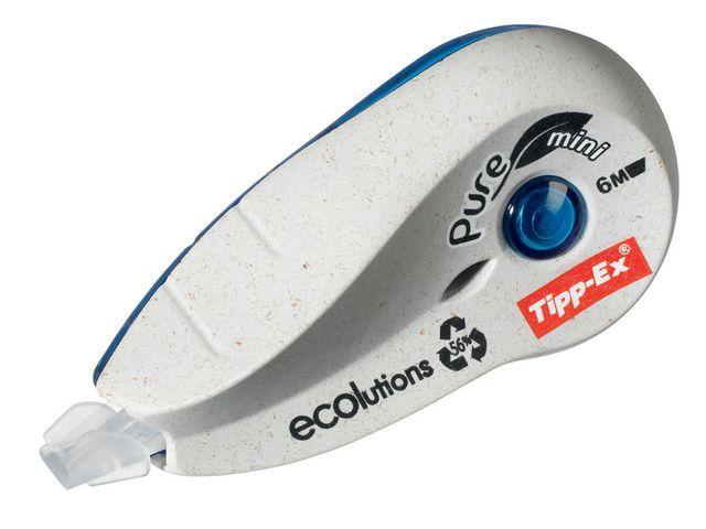 Tipp-Ex Correctieroller ECO Pure Mini 5mmx6m/d10