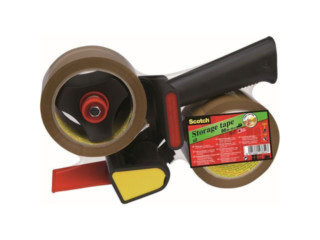 Scotch® Verpakkingstapedisp. Scotch H180 (+tape)