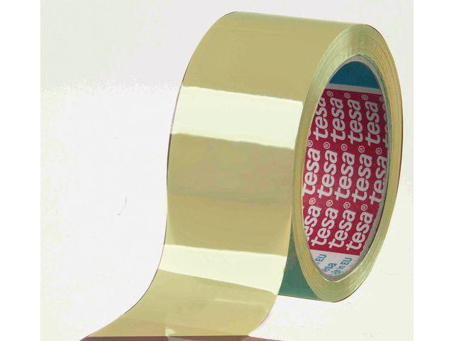 tesa® Verpakkingstape PP 50mmx66m transp./pk 6