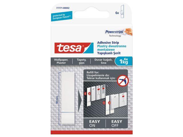 tesa® Kleefstrips 1 kg navulling/pk6