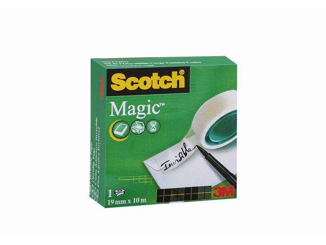 Scotch® Plakband magic Scotch 810 19mmx10m