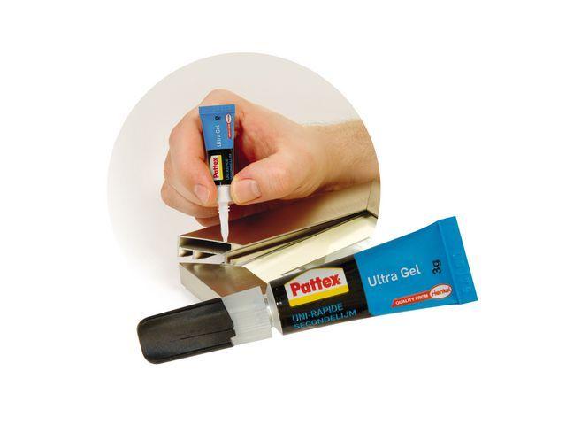 Pattex Secondelijm Pattex Ultra Gel/tube 3gram