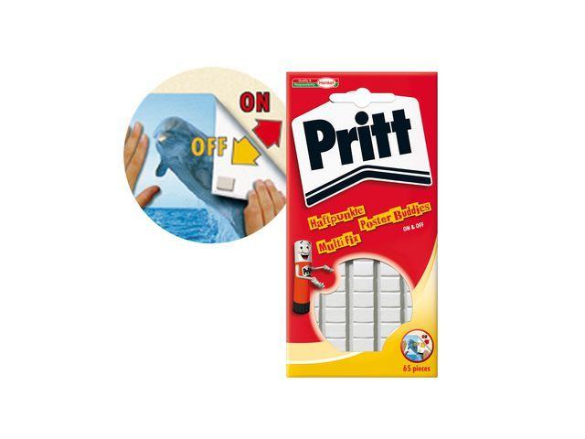 Pritt Kleefkussen Pritt/pak 35 gram
