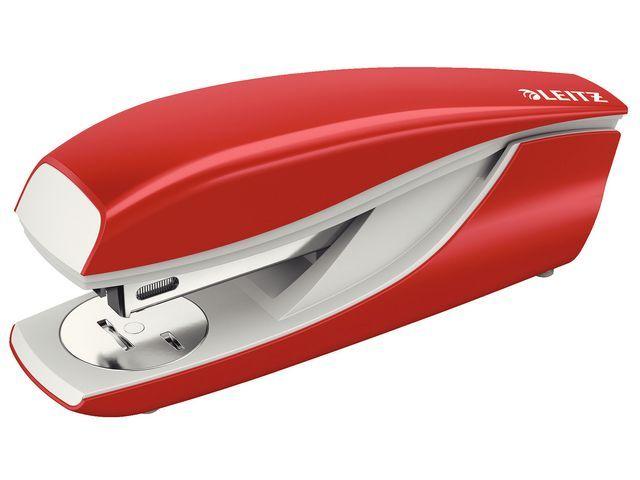 Leitz Nietmachine NeXXt 5502 metaal 3mm rood
