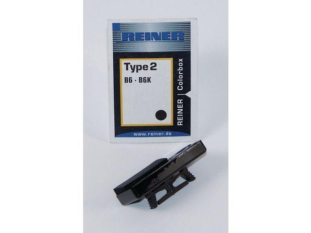 REINER Inktkussen Colorbox 2 Reiner B6/B6K rood