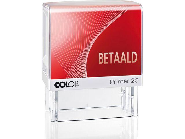 Colop Stempel Colop Printer 20/L BETAALD