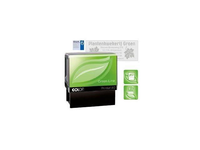 Colop Stempel Colop Printer 40 Green Line