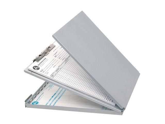Westcott Formulierhouder A4 top-opening aluminium