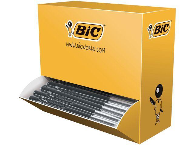 BiC BiC Balpen M10 Value Pack Medium. zwart (doos 100 stuks)