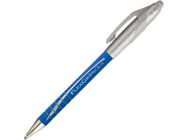 Paper Mate Balpen PM Flexgrip Elite RT M blauw/ds12