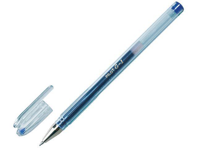 Pilot Gelpen Pilot G1-7 0.4 mm blauw/pak 12