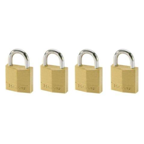 Master Lock Hangslot Masterlock 30 mm /pk4