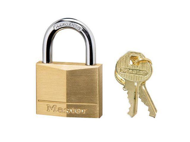Master Lock Hangslot Masterlock 40mm/pk4