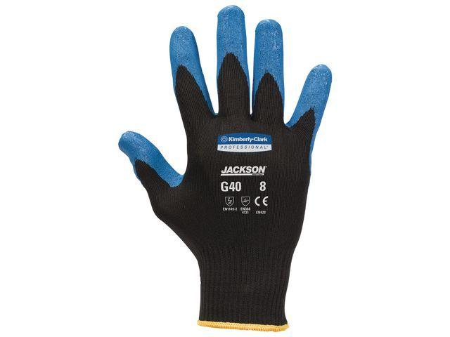 JACKSON SAFETY* Handschoen heavy duty nitrile XL pa/12x2