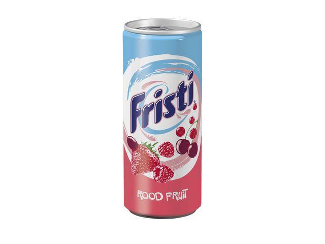 Frisdrank Fristi rode vruchten25cl /pk24