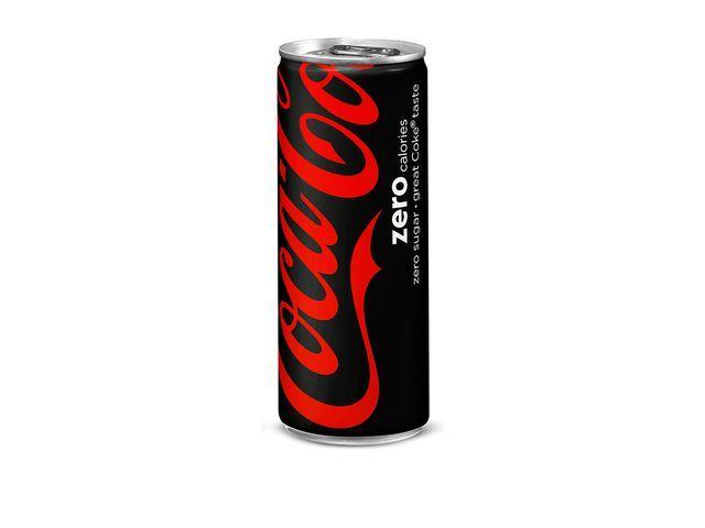 Coca-Cola Frisdrank Coca-Cola Zero 0.25l bl/pak 24