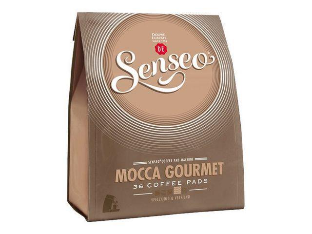 Senseo Koffie DE Senseo mocca/pak 36pads