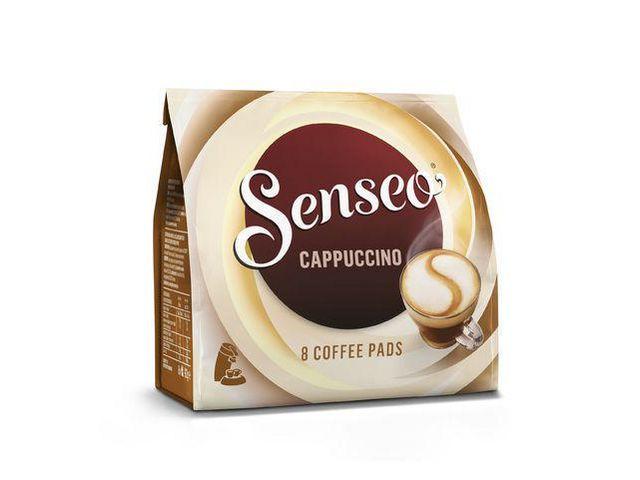 Senseo Koffiepad DE Senseo Cappuccino pk/8