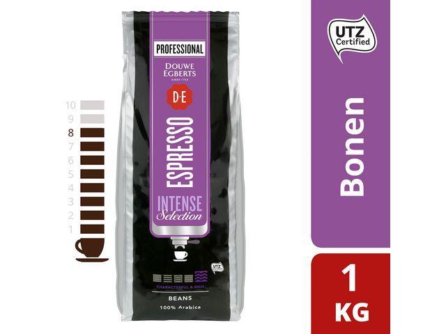 Douwe Egberts Koffiebonen DE espresso intens sel/1000g