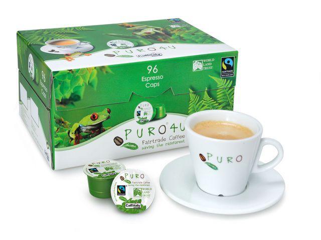 PURO Koffie capsules Puro espresso /ds96