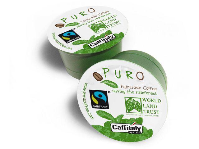 PURO Koffie capsules Puro caffé crème /ds96