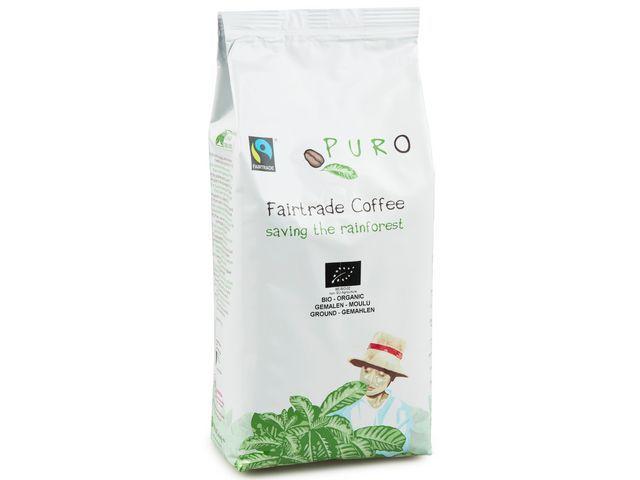 PURO Koffie Puro gemalen bio ft 1 kg/ds9