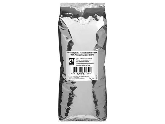 Douwe Egberts Koffiebonen DE Espresso fairtrade/6x1kg