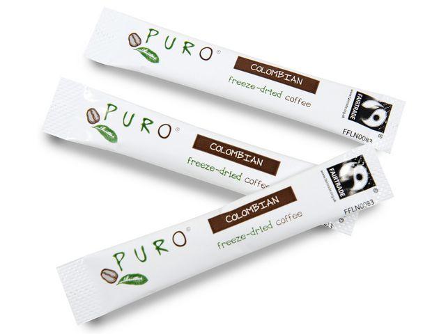 PURO Koffiesticks Puro fairtrade /ds250