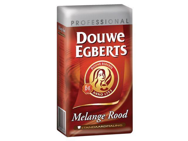 Douwe Egberts Koffie DE standaardmaling rd/pk 24x250g