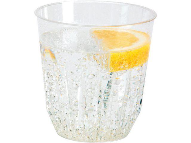 Duni Drinkglas Duni 25cl diamond/pak 30