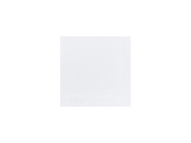 Duni Servet Duni 33x33cm 3lgs wit/pk125
