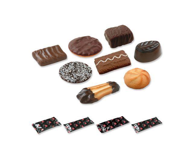 Burosprinter Koek Elite chocolade sens ass 8/ds 120