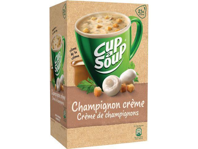Unox Soep Cup-a-soup Champignoncreme/ds21